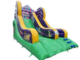 10ft Platform Slide in Latest Circus theme
