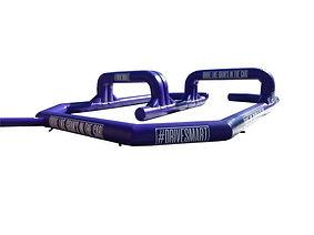 Inflatable Pedal Car Track - Branded track for Pedal karts