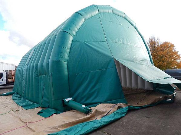 4 Part Inflatable Building