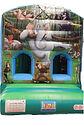 Entrance with Fun Elephant