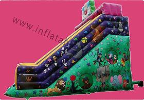 13ft Platform Slide in Circus theme