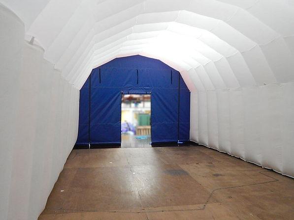 Inflatable Worktent Building