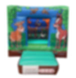 Tots Box Bouncer Bouncy Castle