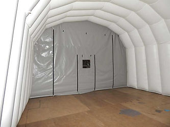 nflatable Isolation tent