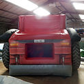 Red Tractor Bounce and Slide