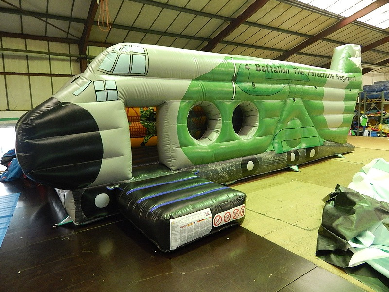 Hercules Replica Bounce and Slide by Inflatable World Leisure