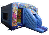 Changeable panels Box Bounce and Slide Combi