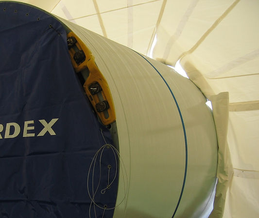 Inflatable Windturbine Cover