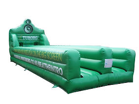 Inflatable Promotional themed Bungee Run
