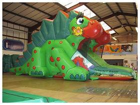 Dino Slide