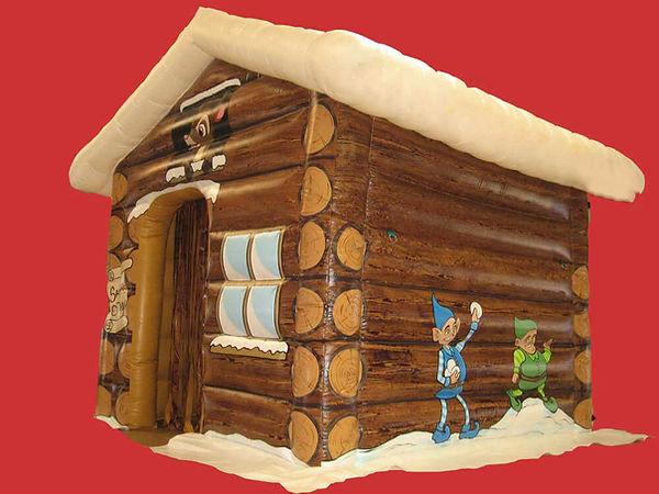 Log Cabin Grotto