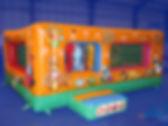 Tots Activity Bouncer Bouncy Castle