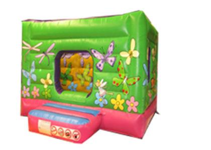 Basic Box Bouncer Bouncy Castle