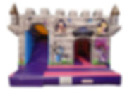 Printed-Princess-Cabin-Bounce-and-Slide-