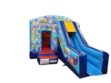 Celebration Bounce and Slide Combi