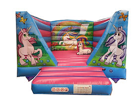 Unicorn V-Bouncer Bouncy Castle