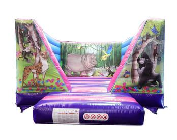 V-Bouncer-Jungle Hippo Artwork