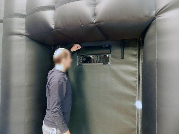 Lightweight Inflatable Pop-up Cinema