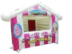Popcorn and Candyfloss Stall