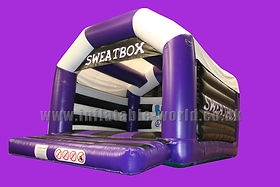 Bespoke Large A-Frame Bouncy Castle