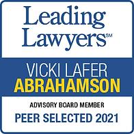 leading lawyers 2021 badge