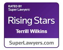 super lawyers rising star badge
