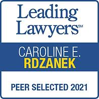 Rdzanek_Caroline Leading Lawyers 2021.pn