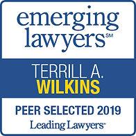 leading lawyer badge 2019