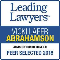 leading lawyers 2018 badge