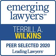 leading lawyer badge 2020
