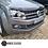 VW Amarok 2010-2016 Bonnet Guard Stone Deflector/Protector