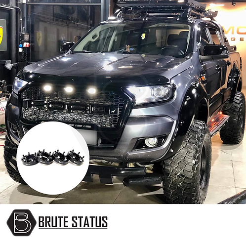 Ford Ranger 2012-2022 Wide Arch Kit Overland Extreme With 35mm Spacers CLEARANCE