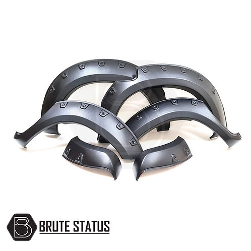 Toyota Hilux 2006-2011 Wheel Arch Kit (Riveted Style)