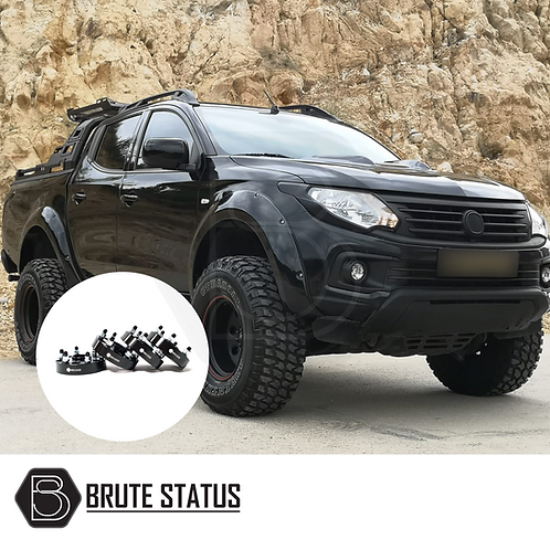 Fiat Fullback Wide Arch Kit (Overland Extreme) With 35mm Spacers CLEARANCE