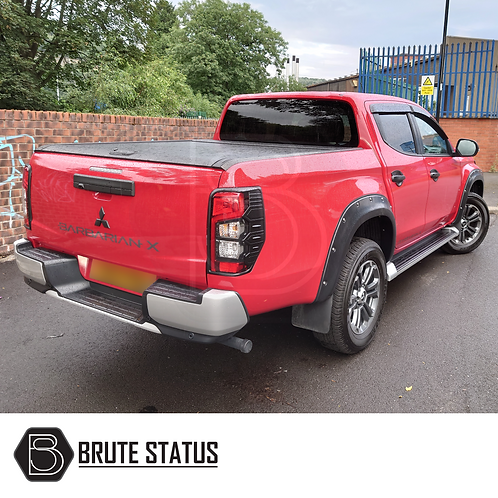 Tail Light Covers for Mitsubishi L200 2020+
