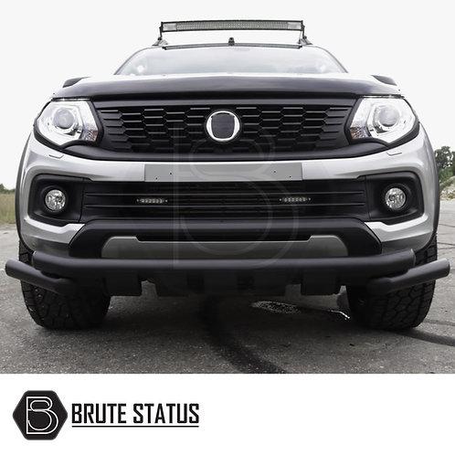 Fiat Fullback 2015+ Bonnet Guard Stone Deflector/Protector