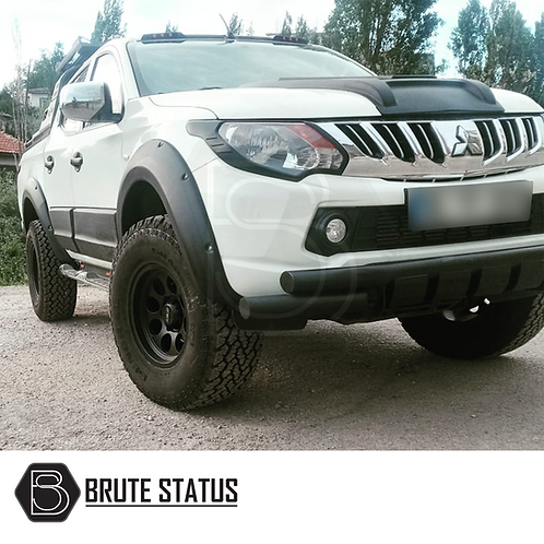 Mitusbishi L200 Series 5 2015-2019 Wide Arch Kit (Overland Extreme)