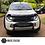 Mitsubishi L200 2015-2019 Matt Black Grille