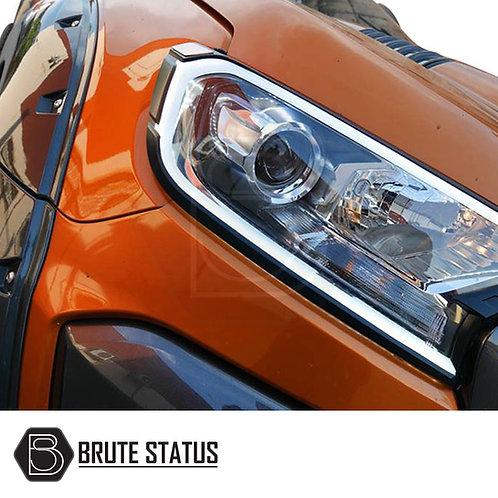 Ford Ranger 2015+ LED  Daytime Running Headlight Cover