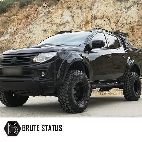 Fiat Fullback Wide Arch Kit (Overland Extreme)
