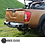Nissan Navara NP300 Rear Bumper Matt Black