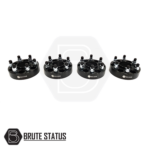 Mercedes X-Class 35mm Hubcentric Wheel Spacers 6x114.3 set of 4