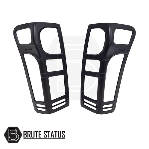Tail Light Covers for Isuzu D-Max 2012-2019