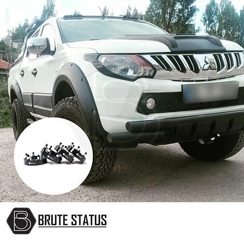 Mitusbishi L200 Series 5 2015-19 (Overland Extreme) With 35mm Spacers CLEARANCE