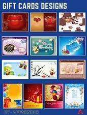 Gift cards design