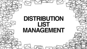 How to Manage Your Investor Distribution List?
