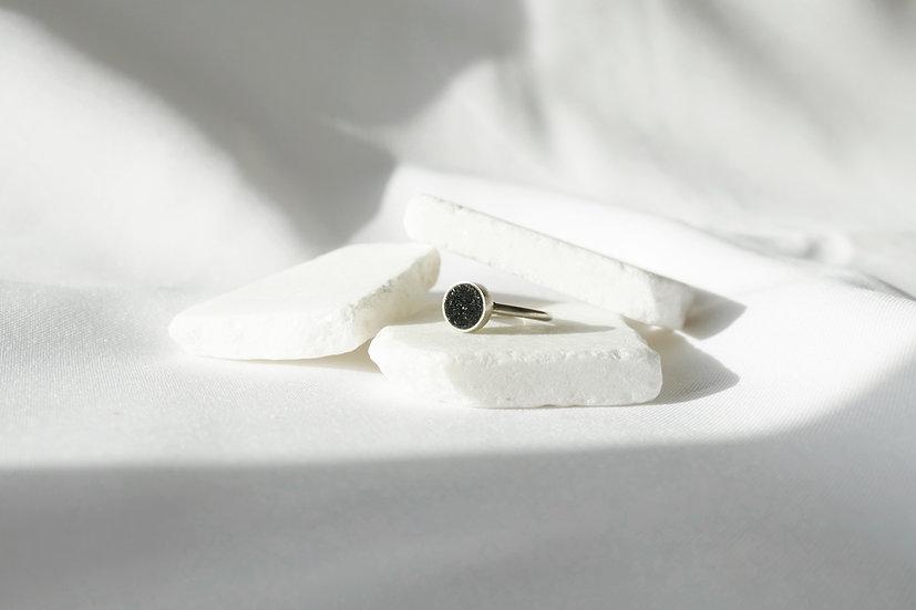 Ring BLACK onyx / Small