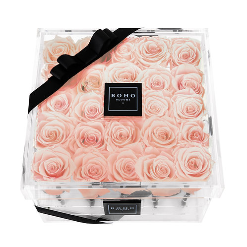 Peach Classic Bloom Box