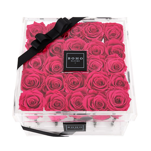 Hot Pink Classic Bloom Box