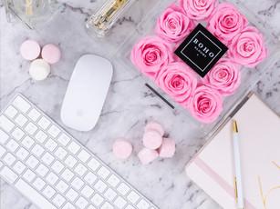 Mini Sweet Pink Bloom Box